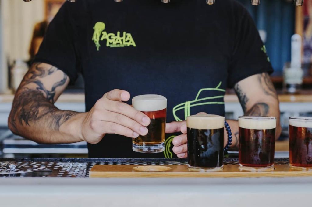 Agua Mala to drink in Baja 500