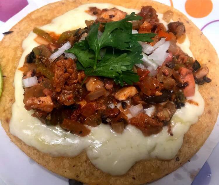 Eat in Ensenada - La Segura
