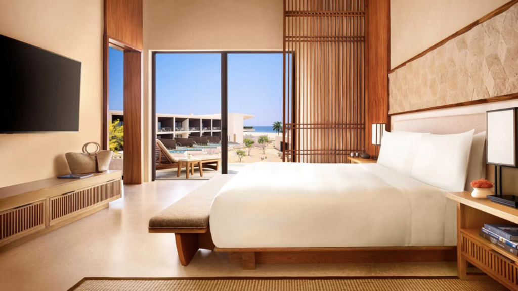 Nobu Hotel for Vacations In Mexico